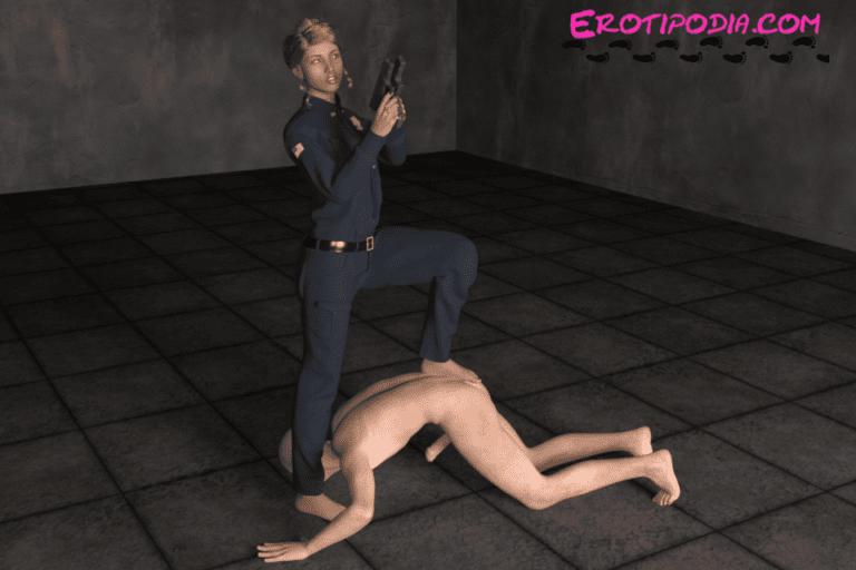 Officer Trample